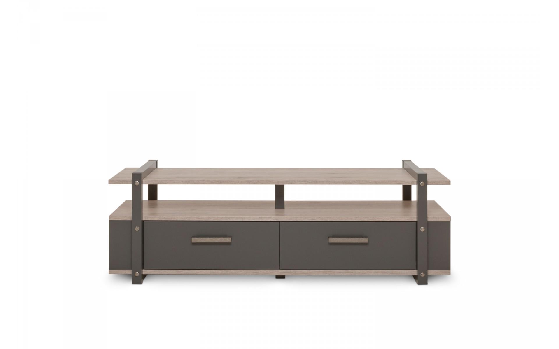 Meuble tv de style industriel brooklyn top d co - Top deco meuble ...