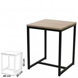 Set de 3 tables basses FORNORD