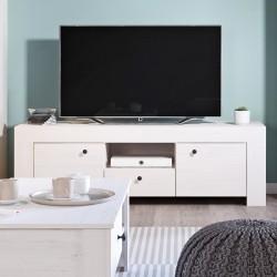 Meuble Télévision 2 portes 1 tiroir RENEE