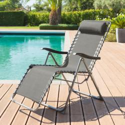 Fauteuil relax de jardin Silos 1 place (Exclusivité magasin)