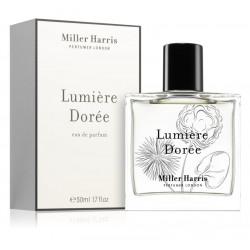 Parfum Lumière Dorée MILLER HARRIS 50 ml