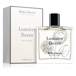 Parfum Lumière Dorée MILLER HARRIS 100 ml